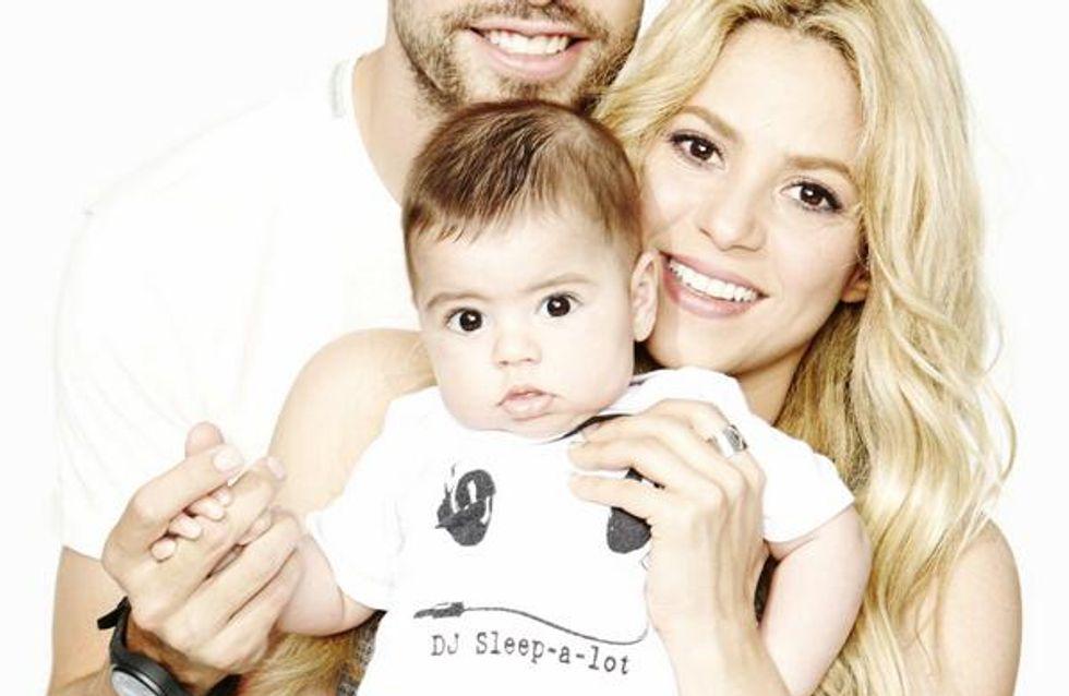 Shakira : Elle initie son fils Milan à la musique ! (Photo)