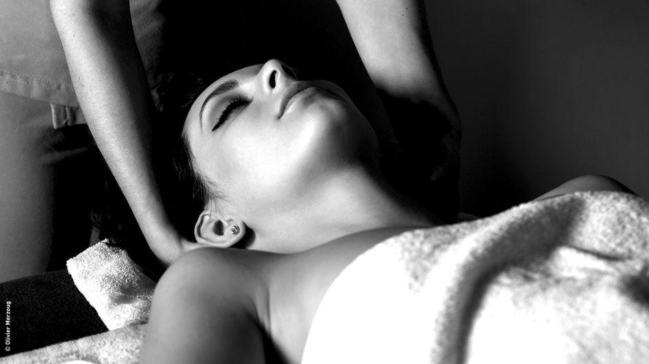 J'ai testé un massage dans le noir