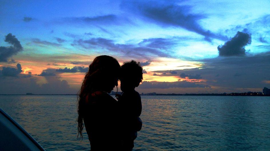 Stars en vacances : Les stars et leurs enfants (photos)