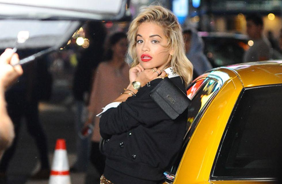 Rita Ora replaces Cara Delevingne as new face of DKNY
