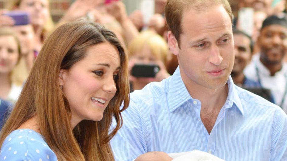 La Le Lu? Von wegen! Prinz William singt 'Coldplay' fürs Baby
