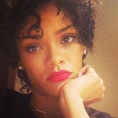 Rihanna's new hair: Singer debuts never-seen-before natural locks