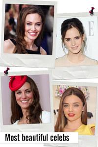 Miranda Kerr voted most beautiful woman: Beauty survey results revealed...