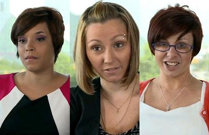 Gina, Amanda et Michelle, les disparues de Cleveland