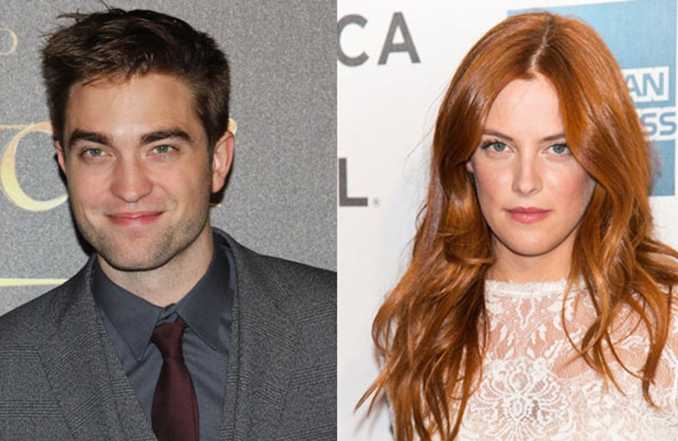 Kristen Stewart who? Robert Pattinson developing strong feelings for Riley Keough