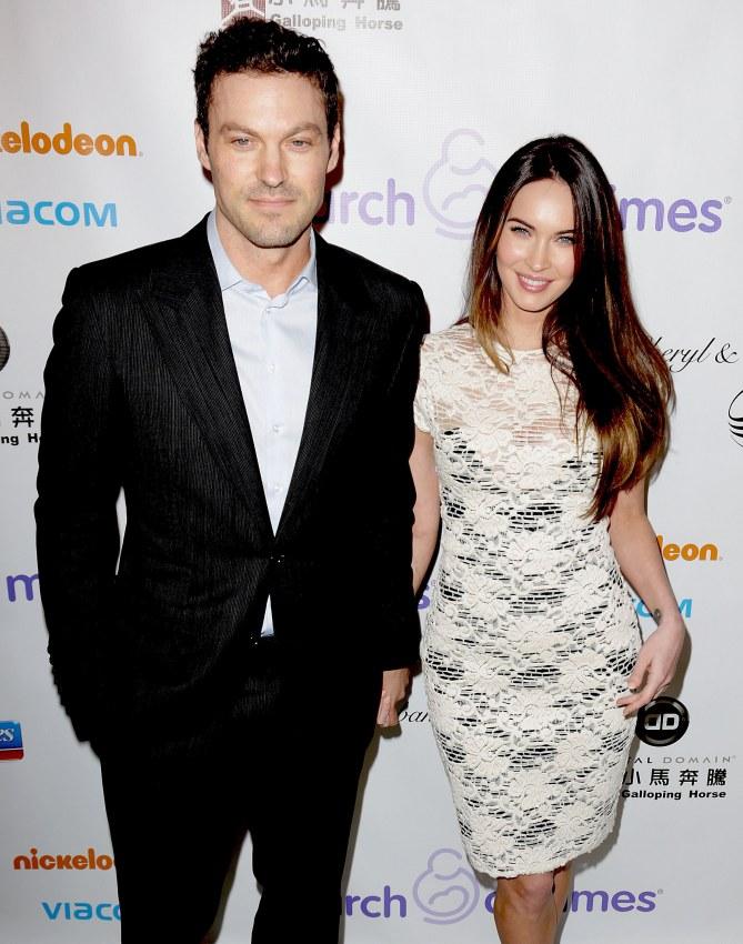 Megan Fox e Brian Austin Green