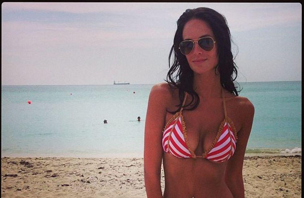Jade Foret : Maman sexy en bikini (Photos)