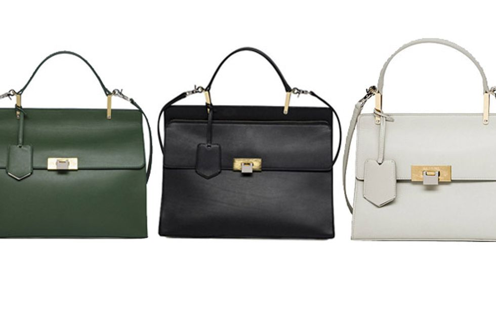 First look: Alexander Wang unveils first handbag collection for Balenciaga