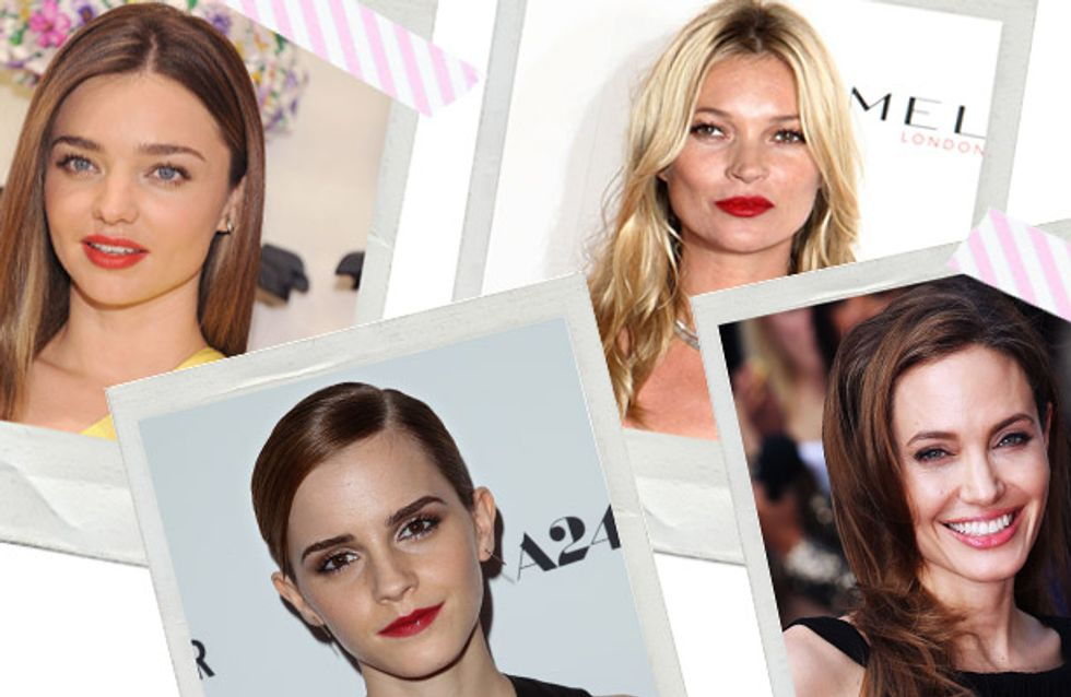 Miranda Kerr voted most beautiful woman: Our beauty survey results revealed...