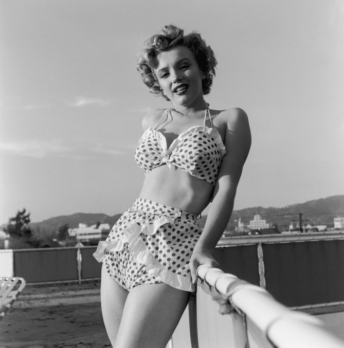 Marilyn Monroe en 1951
