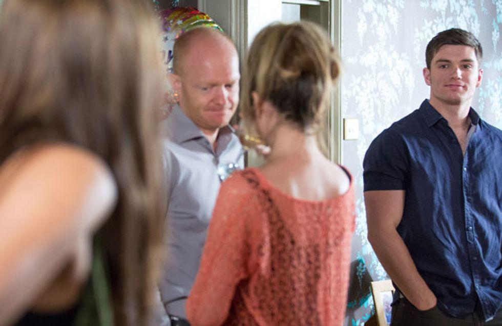 EastEnders 12/08 - Sparks fly between Joey and Lauren