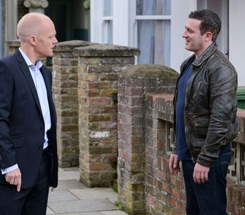 EastEnders 16/08 - Carl threatens Max