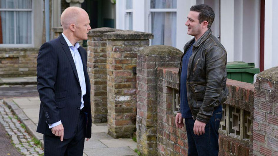 EastEnders 16/08 - Carl threatens Max