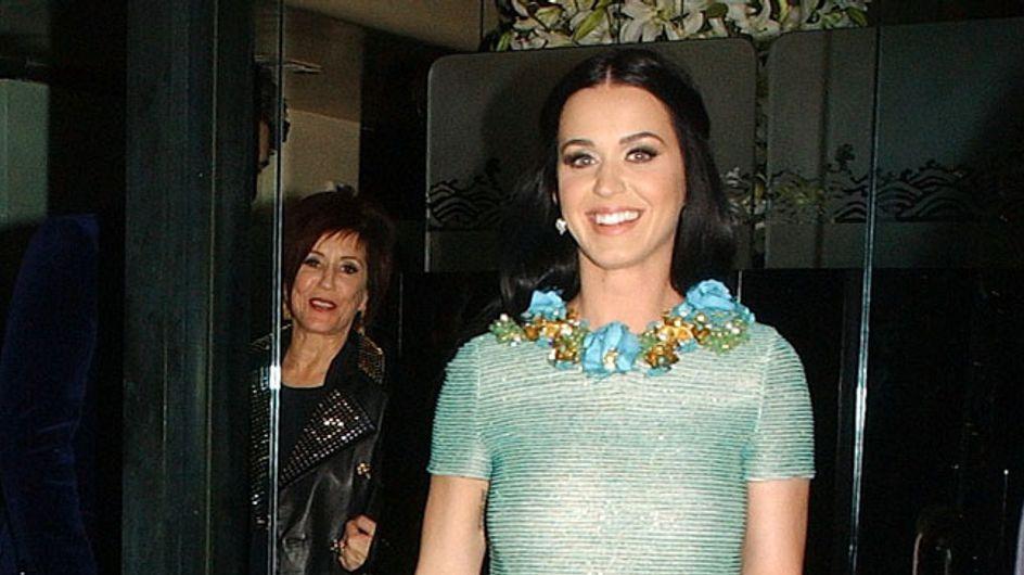 Total unsexy: Katy Perry furzt vor Robert Pattinson