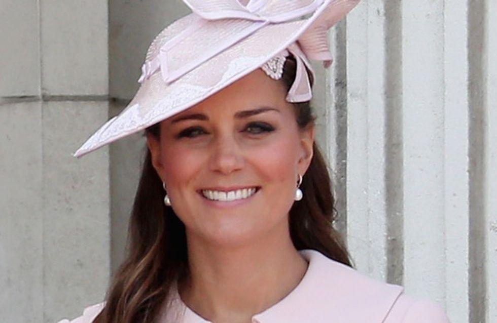 Kate Middleton beats Angelina Jolie to be named most fashionable celeb mum
