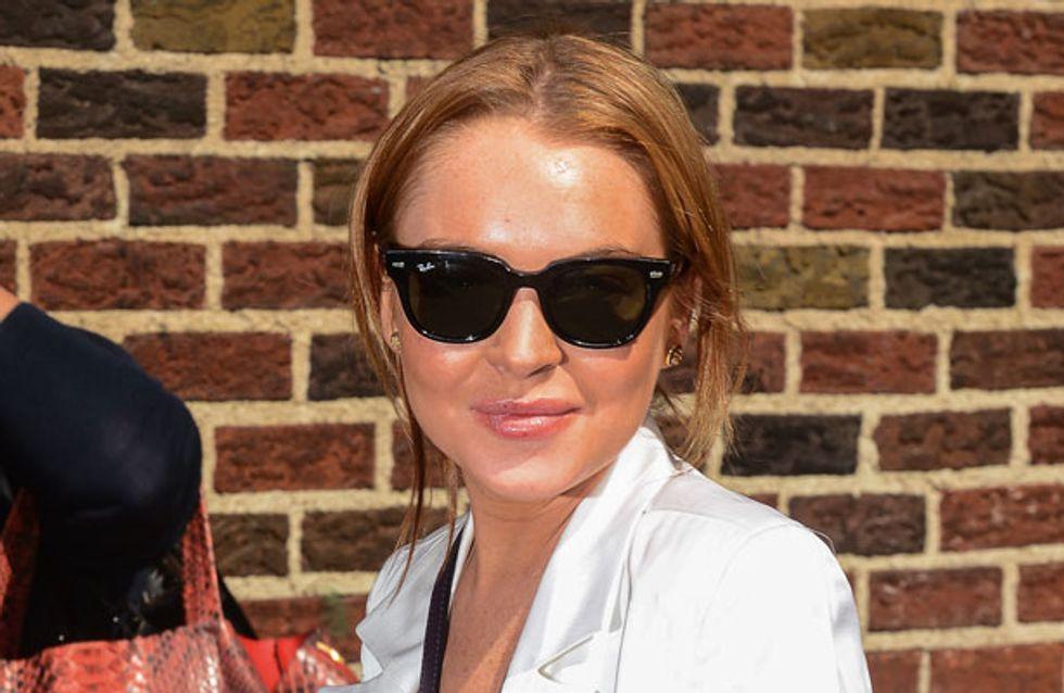 Lindsay Lohan mocks Kristen Stewart on US TV show