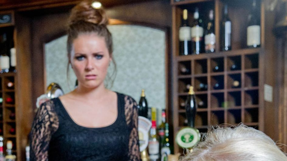 Emmerdale 12/08 - Amy goes to see Kyle