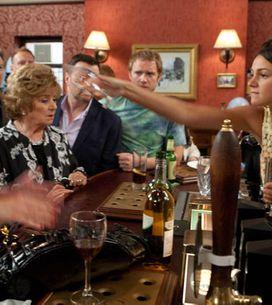 Coronation Street 12/08 - Tina finally breaks at Jake's homecoming