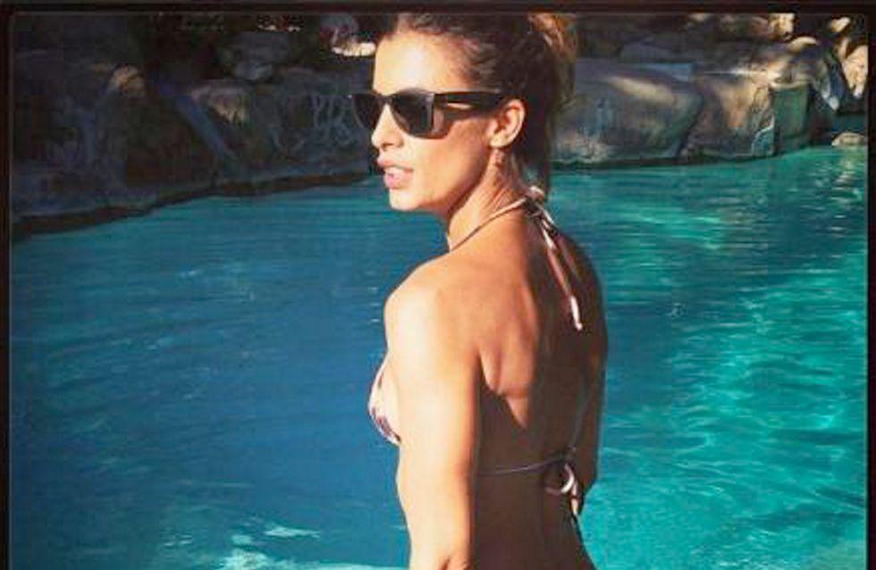 Elisabetta Canalis al mare: le foto