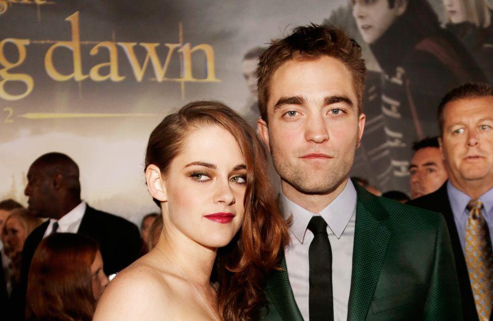 Robert Pattinson et Kristen Stewart : De nouveau ensemble ?