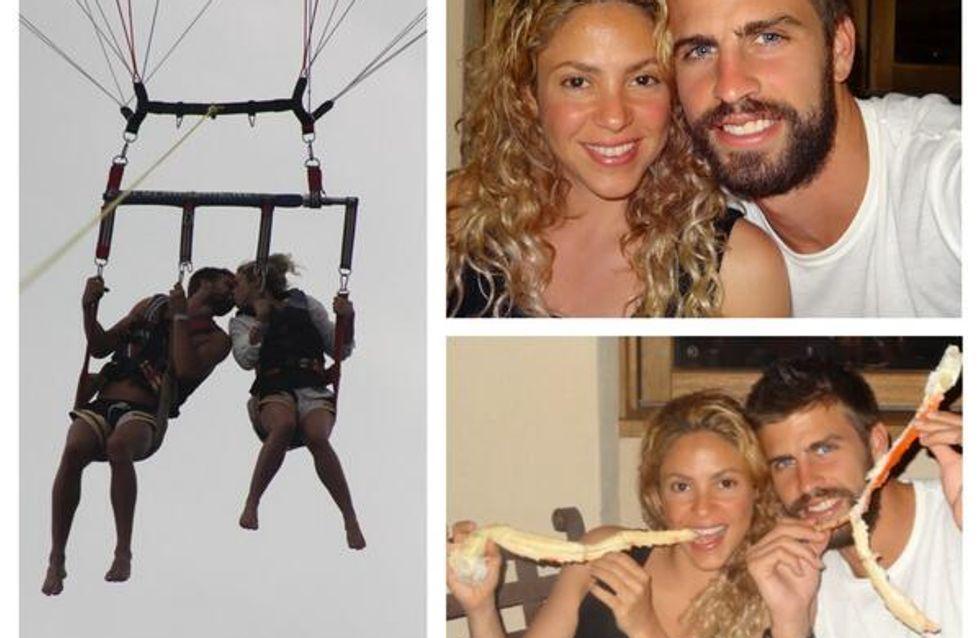 Shakira : Ses photos de vacances romantiques