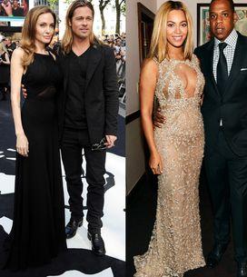 Couples de stars : Qui sont les plus riches du monde ?