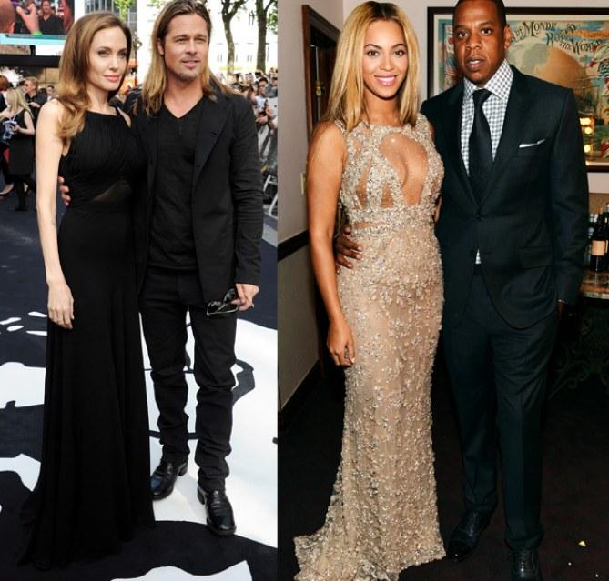 Les couples de stars les plus riches du monde