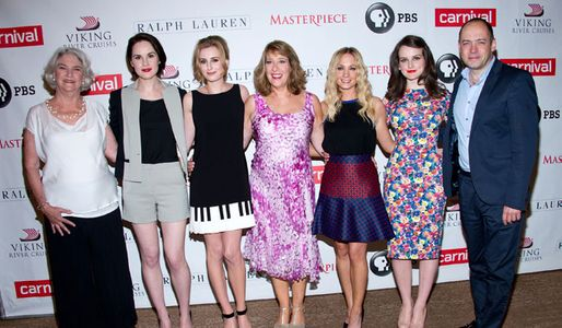The cast and executive producers
