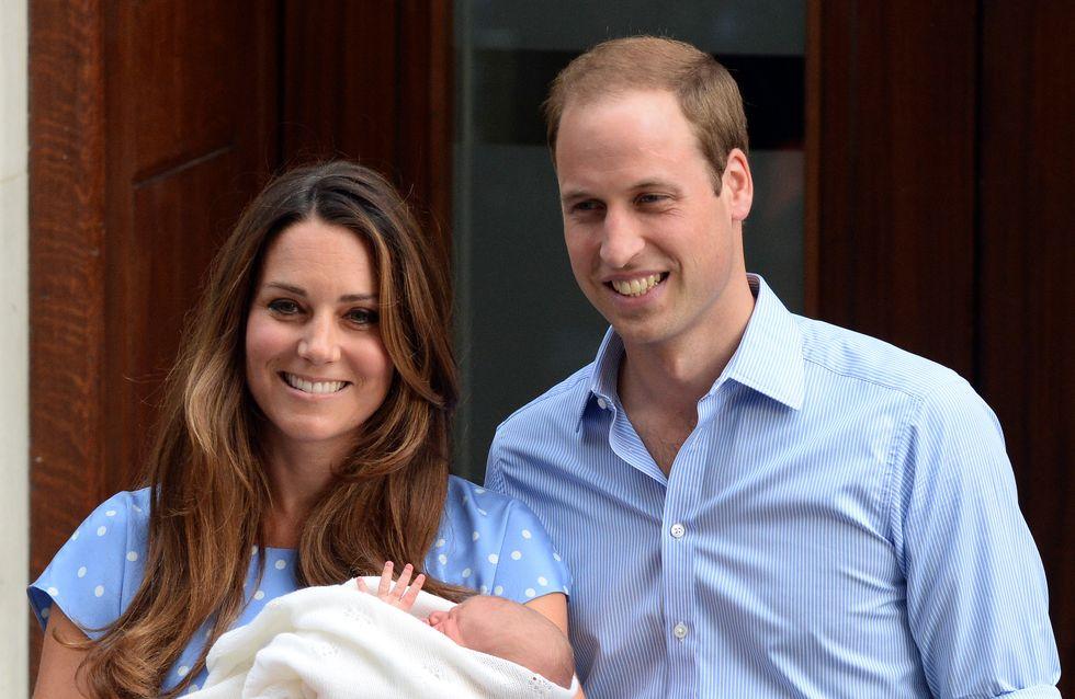 Kate Middleton : Un cadeau du prince William pour la naissance de George