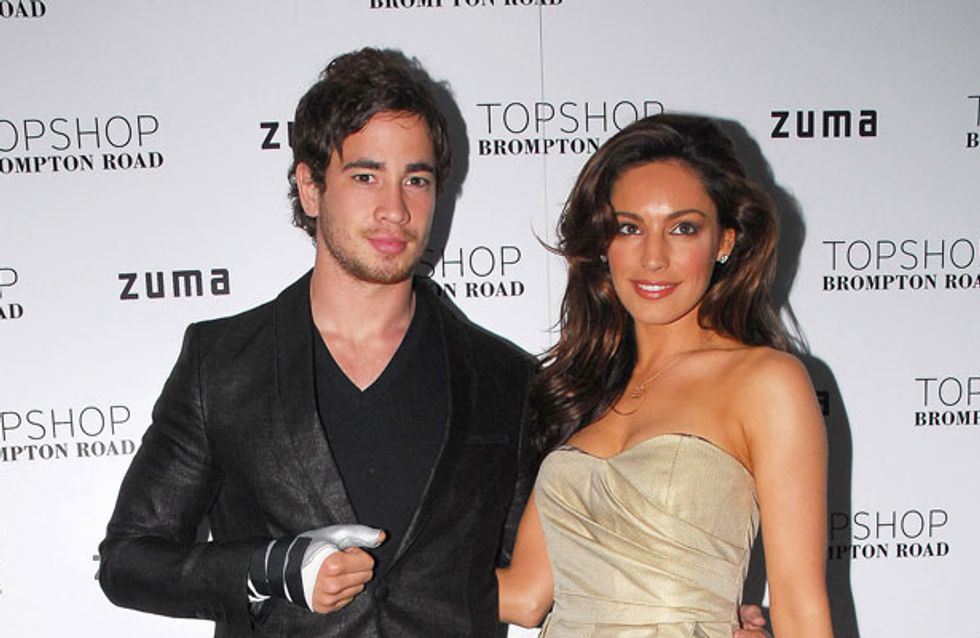 Kelly Brook and Danny Cipriani split? Rugby star in sexy text cheating scandal