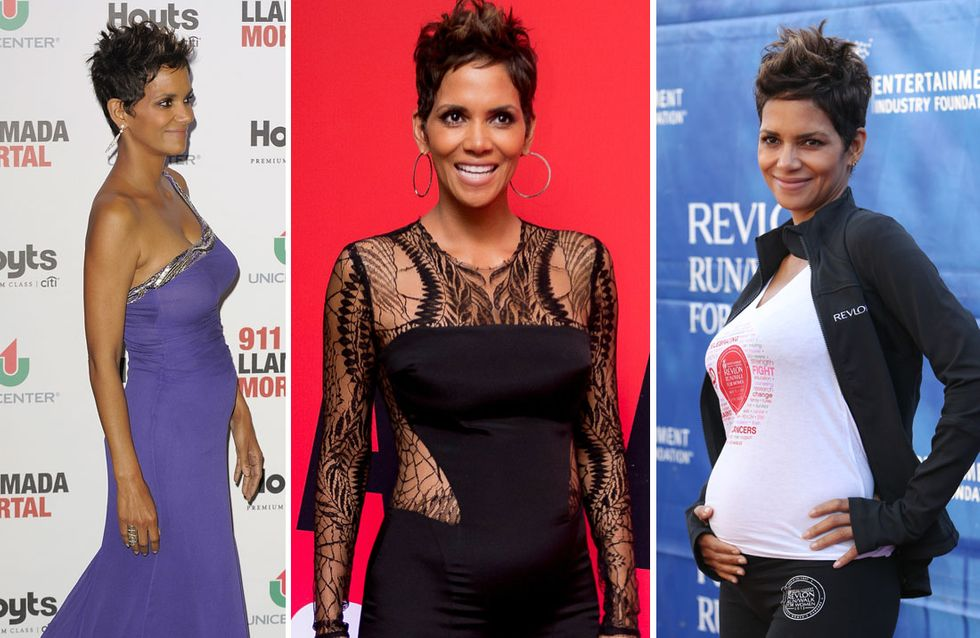 Halle Berry enceinte : Ses plus beaux looks de grossesse