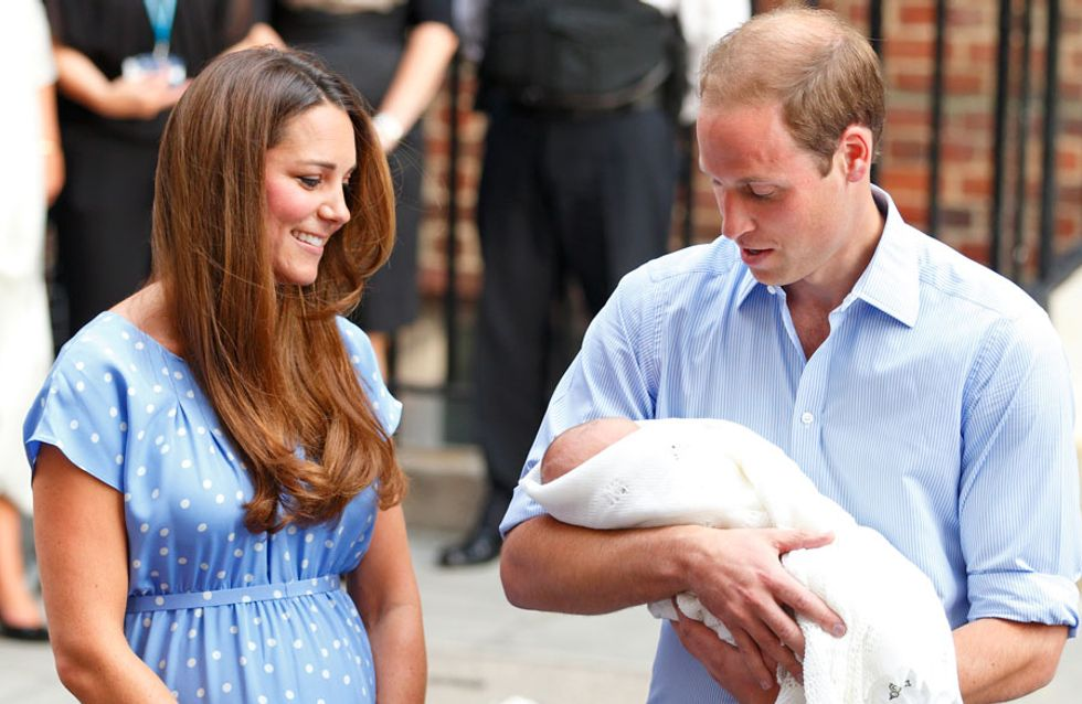 Kate Middleton and Prince William plan baby George's first holiday