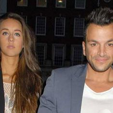 Peter Andre outraged after pregnant girlfriend Emily MacDonagh is branded stupid