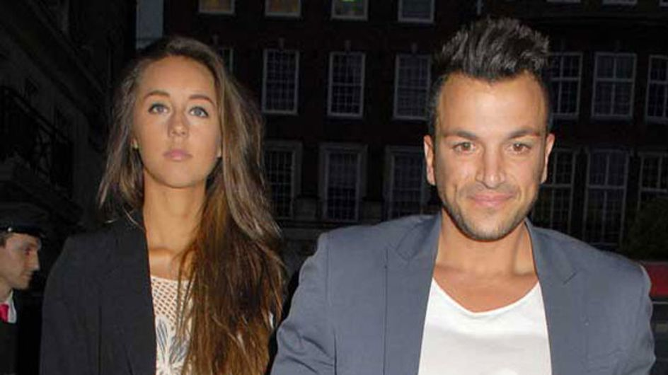 """Peter Andre outraged after pregnant girlfriend Emily MacDonagh is branded """"stupid"""""""