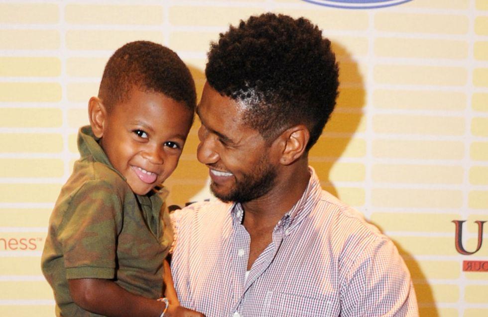 Usher : Son fils de 5 ans hospitalisé en soins intensifs