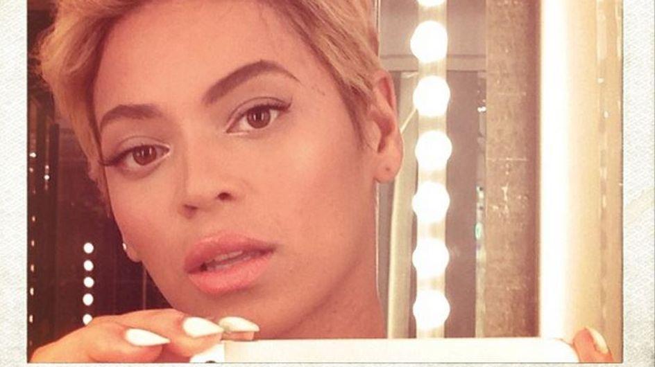 Beyoncé : Une coupe garçonne pour changer de look ! (Photos)