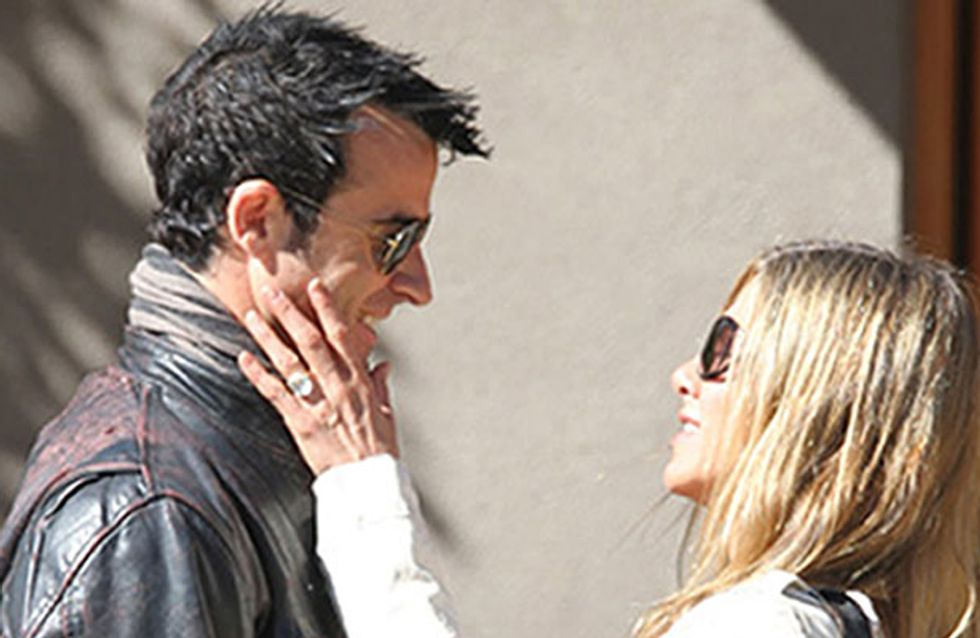 """Revealed: Jennifer Aniston and Justin Theroux's """"surprise wedding plans"""""""