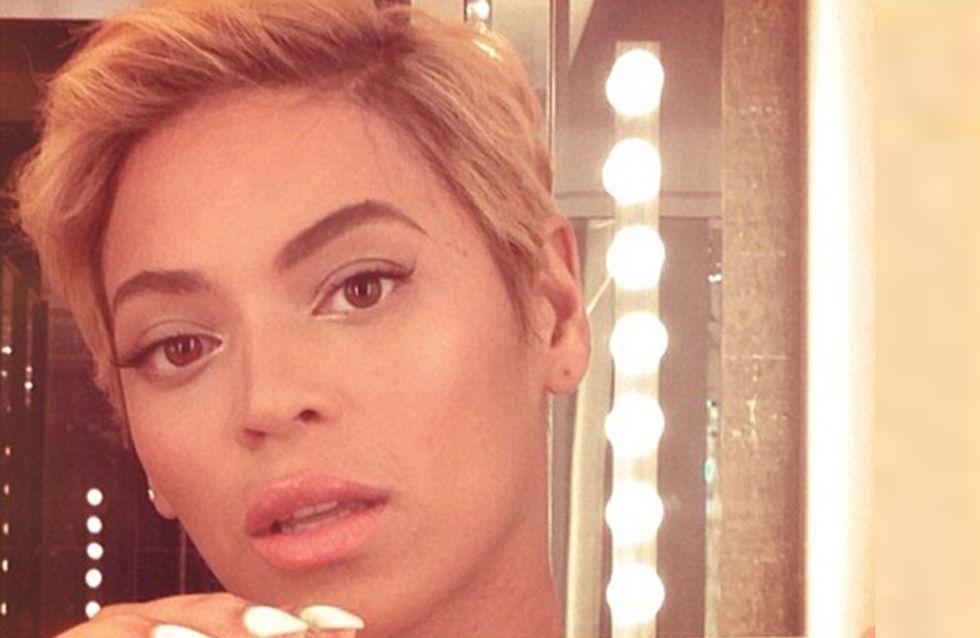 Beyoncé hair: Singer shows off brand new pixie crop