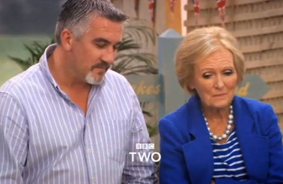 The Great British Bake Off is back! Watch Mary Berry in first look trailer for new series