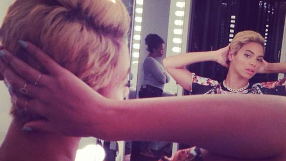 Nach dem Ventilator-Unfall: Beyoncé hat die Haare ab!