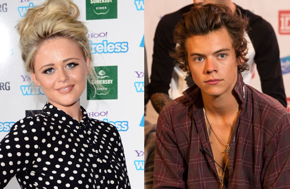 "Inbetweeners star Emily Atack reveals all about ""fun"" Harry Styles fling"