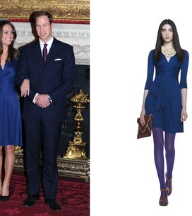 Kate Middleton : Ses robes enfin disponibles à petit prix (Photos)