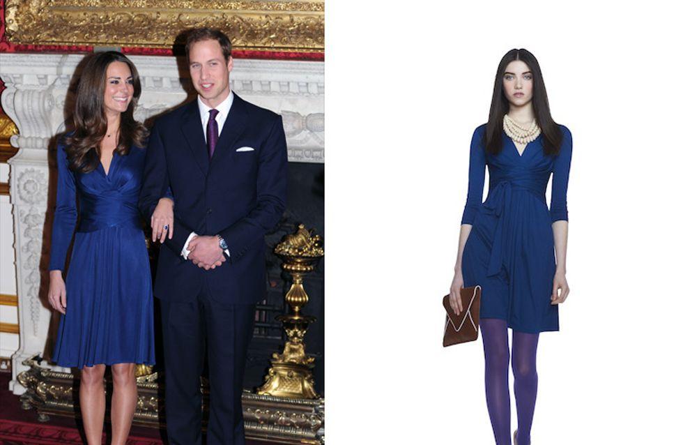 Kate Middleton : Ses robes enfin disponibles à petit prix (Photos)