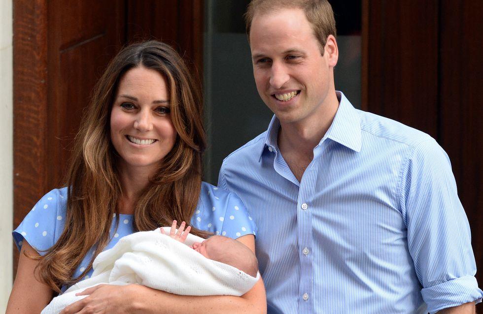 Kate Middleton et William : Ils adorent pouponner