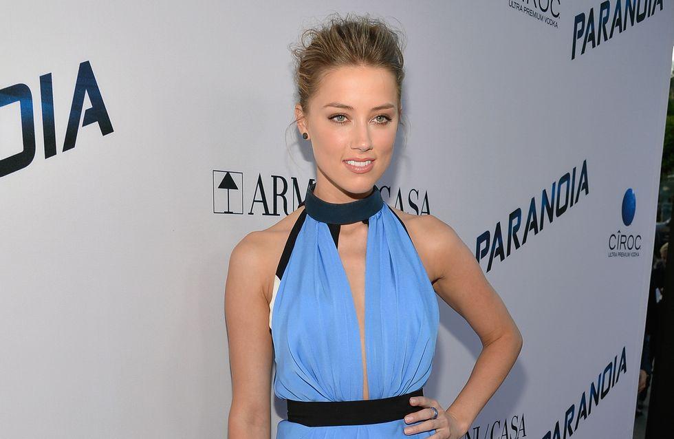 Amber Heard : Le pire look de la semaine