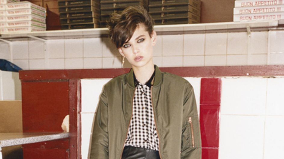 Topshop's new autumn/winter 2013 collection
