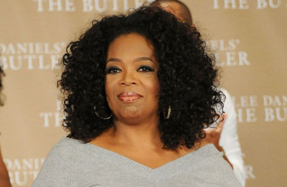 "Oprah Winfrey reveals ""racist"" treatment in Switzerland"