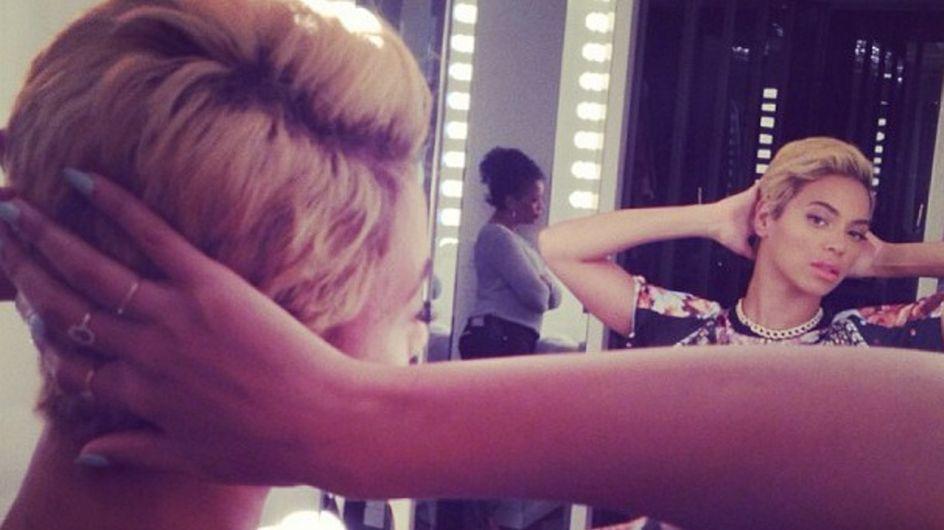 Nuovo taglio shock per Beyoncé: foto
