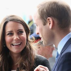 Revealed: Prince William's 'push present' to Kate Middleton