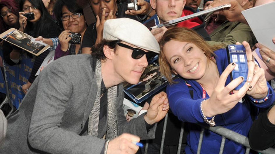 Benedict Cumberbatch gushes about his protective fans
